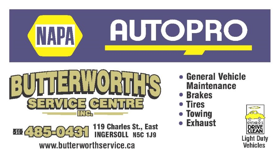 Butterworth's Service Centre