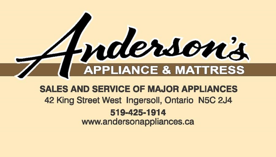 Anderson Appliances